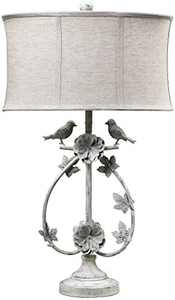 Elk Lighting 113-1134-LED Saint Louis Heights LED Table Lamp in Antique White