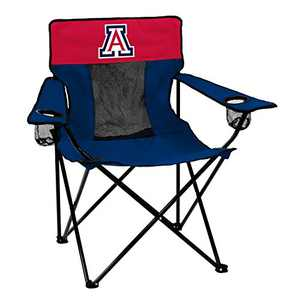 logobrands Officially Licensed NCAA Unisex Elite Chair, One Size,Arizona Wildcats