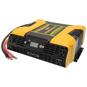 PowerDrive PD3000 3000 Watt Power Inverter Features Bluetooth(R) Wireless Technology with an APP Interface for Remote Access