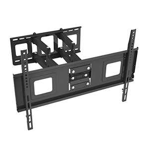 FLEXIMOUNTS A04 Full Motion Articulating TV Wall Mount Bracket for 32-65 Inch LED LCD HD 4K Plasma TV