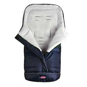 Warm Cuddly Weather Resistant Baby Footmuff Fits Most Toddler Strollers/Sleeping Bag Cocoon, Cozy Warmer for Baby Outdoor Walking with Unique Design