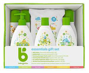 Babyganics Hero Essentials Gift, Packaging May Vary