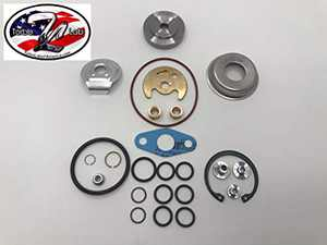 N54 Td03 TdO3 Turbo Rebuild Kit Turbo Lab America N54 Turbo Rebuild Kit Upgraded Td03 All in One Kit