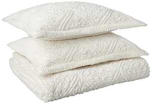 VCNY Home Westland Lightweight for Hot Sleepers, Queen, Ivory