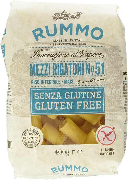Rummo Mezzi Rigatoni N51 400g