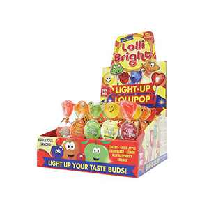 LOLLIBRIGHTS: America's First Color Light-Up Lollipop! (36)