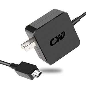 CYD 33W 19V 1.75A PowerFast Replacement for Laptop-Charger-Asus Vivobook E200 E202 E202S E202SA E205SA E200H E200HA F205TA Eeebook X205 X205TA Chromebook C201 C201pc C201pa, 8.2ft AC-Adapter-Cord