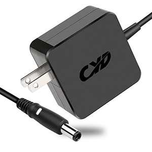 CYD 45W Powerfast-Replacement for Laptop-Charger Dell-Inspiron HA45NM140 LA45NM140 HK45NM140 AA45NM131 8.2ft Extra Adapter-Power-Cord-Cable