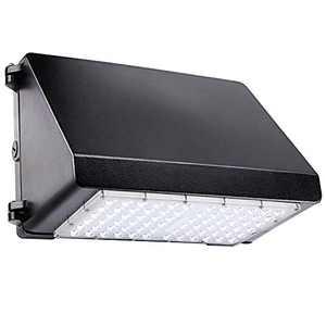 Moobibear BS-WL-120W SPS120H16-WP2B-72CW LED Wall Pack Light