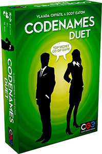 Czech Games Codenames: Duet - The Two Player Word Deduction Game