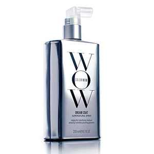 COLOR WOW Dream Coat Supernatural Spray – Humidity-Proof, Heat-Activated Anti-Frizz Hair Treatment, 6.7 Fl Oz