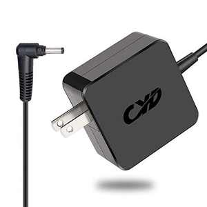CYD 45W 20V 2.25A Powerfast-Replacement for Laptop-Charger Yoga 310-14 510-14 710-13 Ideapad 100-14 100-15 100-15IBY 100-14IBY 100-15IBD Chromebook 100s-11IBY 80YN N2940 8.2 Ft Extra Ac-Cable