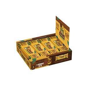 JanaBanana bar Dark Chocolate Covered (Pack of 12)