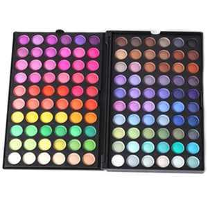 120 Color Pro 5 Kind Fashion Eyeshadow Palette Shimmer Eye Shadow Makeup Set (120-05)