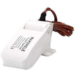creatorele DC 12V 24V 32V Automatic Boat Bilge Float Switch Bilge Switches Flow Sensor for Automatic Electric Water Pump