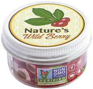 """The 1oz Travel Jar, Miracle Berry As Seen On Tiktok, 100% Premium Ledidi Fruit By Nature's Wild Berry, Turn Sour Sweet With Flavor Changing Berries aka """"Magic Berries"""""""