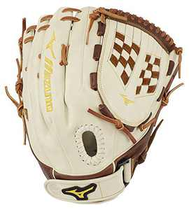 "Mizuno GCF1300F3 Classic Series Fastpitch Softball Gloves, 13"", Right Hand"