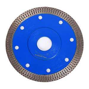 Sitong Blue Matt 4.5 Inch Super Thin Diamond Saw Blade for Cutting Porcelain Tiles, Ceramic Tile, Granite, Marble, Stone, Sandstone Quartz