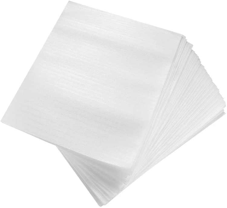 100 Vorcool Foam Pillow Bags, to protect Cups, Jars, China & Plates, Packing Accessories, Packaging padding, Material for Moving