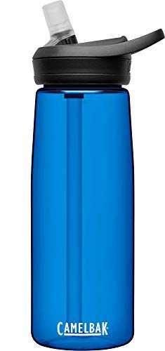 CamelBak eddy+ BPA Free Water Bottle, 25 oz, Oxford, .75L