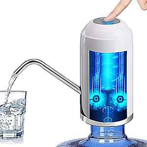 Water Bottle Pump 5 Gallon Water bottle dispenser USB Charging Automatic Drinking Water Pump Portable Electric Water Dispenser Water Bottle Switch