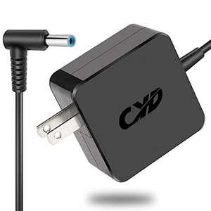 CYD 45W 19.5V 2.31A PowerFast Replacement for Laptop-Charger HP 741727-001 740015-002 740015-004 719309-003 721092-001 740015-001 HSTNN-DA35 HSTNN-LA35 HSTNN-CA40 HSTNN-DA40 HSTNN-LA40
