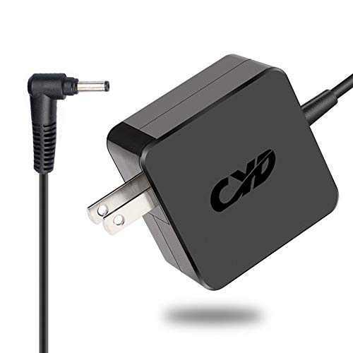 CYD 45W 20V 2.25A Replacement for Laptop-Charger GX20K1183 Flex 4 11 1130 1470 Flex 5 1470 1570 B50-10 IdeaPad 100-14IBY 100-14IBD 100-15IBY 100-15IBD ADP-45DW BA ADP-45DW C ADL45WCC 110-14IBR