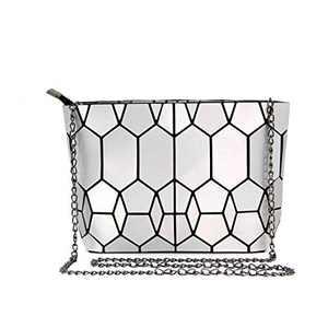 Geometric Crossbody Bag Messenge Shoulder Bag