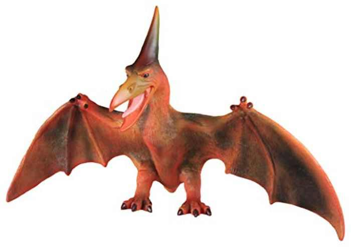 RECUR Big Pteranodon Dinosaur Toy Cretaceous Period 60cm Pterosauria Jurassic Toys Figurine Model Realistic Pterodactylus Dinosaur Action Figures for Gift Ideal for Collectors