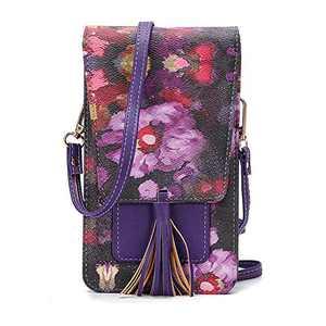 Small Crossbody Bag for Women Mini Cellphone Purses Lightweight Shoulder Bag