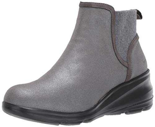 Jambu Women's Ember Water Resistant Ankle Boot, Gunmetal, 7.5 M US