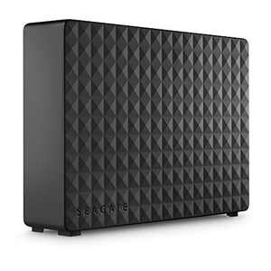 Seagate Expansion Desktop 10TB External Hard Drive HDD - USB 3.0 for PC Laptop - 1-year Rescue Service (STEB10000400) Black