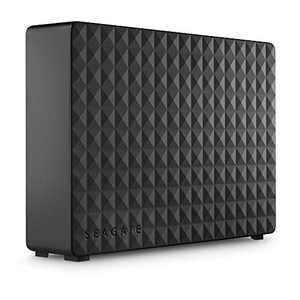 Seagate Expansion Desktop 10TB External Hard Drive HDD - USB 3.0 for PC Laptop - 1-year Rescue Service (STEB10000400) Black