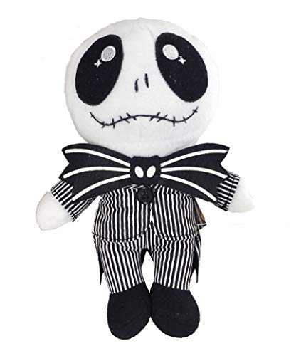 "Jack Skellington Plush Doll - illuOkey Nightmare Before Christmas Toys - Pumpkin King Plush Stuffed Lovely Baby Dolls (Jack Doll 8 "")"