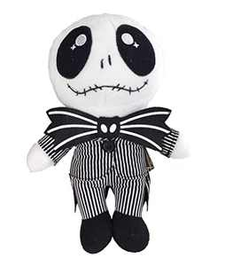 "Jack Skellington Plush Doll - illuOkey Nightmare Before Christmas Toys - Pumpkin King Plush Stuffed Lovely Baby Dolls (Jack Doll 8 "")"