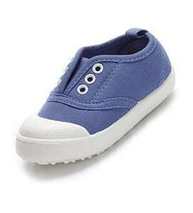 Kikiz Candy Color Kids Little Canvas Sneaker Boys Girls Casual Shoes Azure 13 M US Little Kid