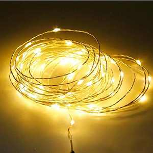 Fairy String Lights, 66.7ft 200Led Fairy Lights USB Powered, Mini Lights String for Bedroom Patio Wedding Party Christmas