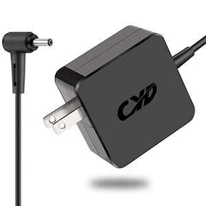 CYD 65W 19V 3.42A Replacement for Laptop-Charger Asus F555 F555L F555LA F555UA F555U F554 F554L F554LA F551CA AC-Adapter-Power-Cord