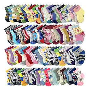 Baby Boy Girl Socks Wholesale 20 Pairs Baby Socks Cotton Girl 0-12 months