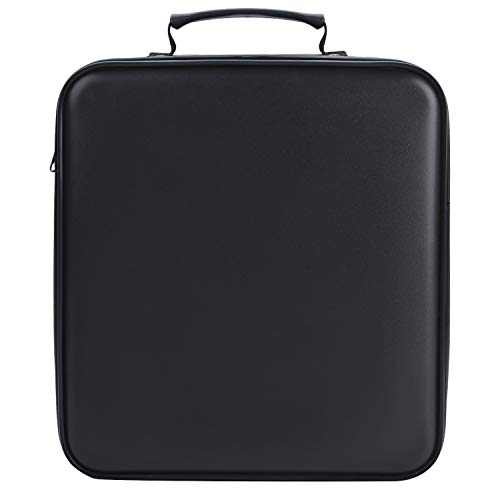 DVD Storage, COOFIT CD Case CD Carrying Case 320 Capacity Heavy Duty Discs Storage Case CD Organizer