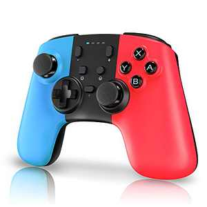 Controller for Nintendo Switch, STOGA Wireless Pro Controller Compatible with Nintendo Switch Supporting Gyro Axis Function & Dual Shock