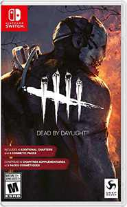 Dead by Daylight: Definitive Edition - Nintendo Switch