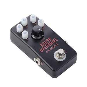 EX GEAR Krush Overdrive Guitar Effects Pedal