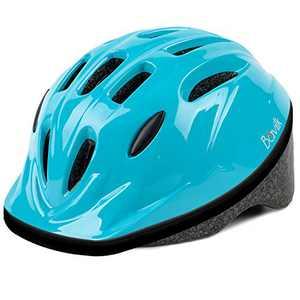 Bavilk Toddler Kids Bike Helmet,Multi-Sport Skateboard Scooter Skating Protective Gear Girls Boys Blue S