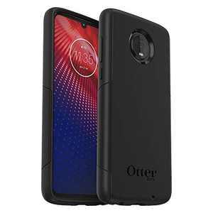 OtterBox Commuter LITE Series Case for Moto Z4 - Retail Packaging, Black