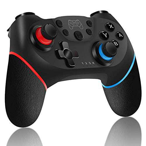 Wireless Pro Controller Gamepad Joypad Remote Joystick for Switch Console