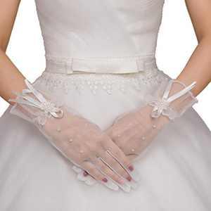 Metme Long Flapper Evening Opera Satin Gloves for Women Elbow Length 1920s