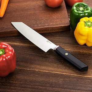 RovyVon Chef Knife - 8.15 inch - German Steel - Ergonomic Handle - Professional Sharp Kitchen Knife