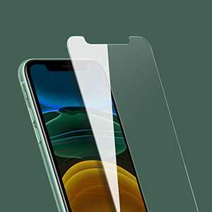 JingooBon Screen Protector Compatible with iPhone 11 /XR [2-Pack], Tempered Glass [Haptic Touch] Temper Glass Film Anti-Fingerprint/Scratch Compatible with iPhone11 (6.1 inch)
