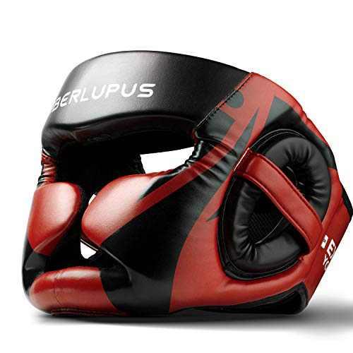 Liberlupus Helmet (Red, XL)